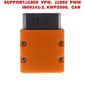 Best KONNWEI KW902 Bluetooth Diagnostic Scanner Elm327 Obd2 Original Bluetooth 5 Colors wholesale