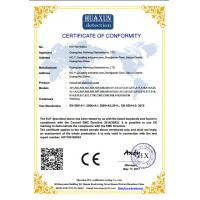 Guangzhou Weiheng Electronics Co.,Ltd. Certifications