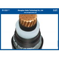 Best 18/30KV Underground Medium Voltage Power Cables Single / Three Cores Highly Durable wholesale