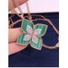 Buy cheap fashion jewelry brand Medium Flower Diamond Necklace brand jewelry names from wholesalers