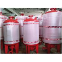 Best Medium Pressure Diaphragm Pressure Tank , Water Storage Pressure Tank wholesale