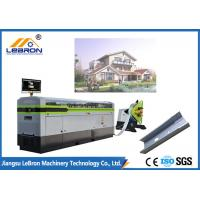 Best 4900 Meter Light Gauge Steel Framing Machines Blue Color For LGS Structure Houses wholesale