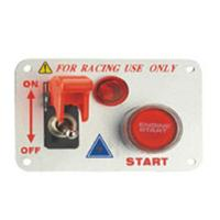 Best Auto Toggle Racing Switch Panel With Aluminum Alloy And Plastic Material wholesale