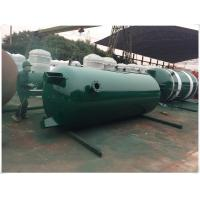 Best Large Volume Compressed Air Storage Tank , 8 Bar - 40 Bar Portable Air Compressor Tank wholesale