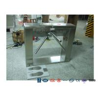 Best ESD System Tripod Pedestrian Turnstile Gate For One - Direction Flow Control wholesale