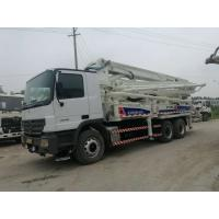 Cheap Second Hand Concrete Mixer Trucks / Concrete Pump Truck 37m  38m 47m 48m for sale