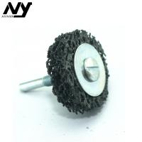 Best Quick Change  Paint Removal Disc For Angle Grinder Stripping Silicon Carbide Mineral Material wholesale