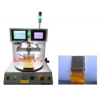 Best Effective Automatic Soldering Machine , 0.5-0.7 MPA Soldering Tools And Equipment wholesale