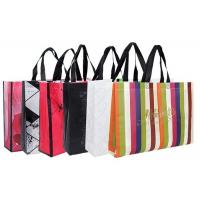 Best Environmentally friendly coated foldable non-woven handbags non-woven bags with customer logo wholesale