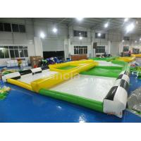Cheap Logo Printed Zorb Collision Track For Inflatable Body Zorbing Balls wholesale