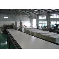 Best PVC Foam Sheet Making Machinery , Plastic Sheet Extruder Machine wholesale