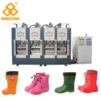 Best Vertical EVA cold resistant Snow Boot Making Machine with 2 Years Gurantee wholesale