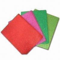 Best Glitter EVA Foam Sheets for Art and Craft Uses, Available in Various Colors wholesale