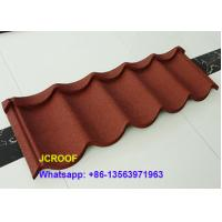 Best Hail-Resistance Green Steel Roof Shingles Aluminum Zinc Steel For Building Construction wholesale