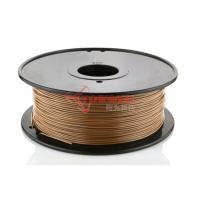 Best No warping 1.75mm Wood 3D Printer Filament , LAYWOO-D3 wood Filament wholesale