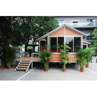 Best Decorative Exterior Wpc Wall Cladding , 100% Recycle Synthetic Wood Cladding wholesale