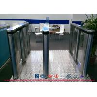 Entry Control Speed Gate Turnstile Luxury Speed Stainless Steel Barrier Gate