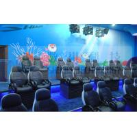 Best Luxury Hydraulic System Motion Theater Chair Of Royal Colors With Leg Tickle Special Effect wholesale