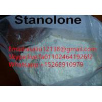 China Stanolone Legal Testosterone Steroid Muscle Growth Prohormone Supplements on sale