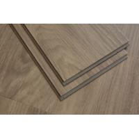 Best wear resistant UV coating embossed PVC click lock vinyl flooring planks wholesale