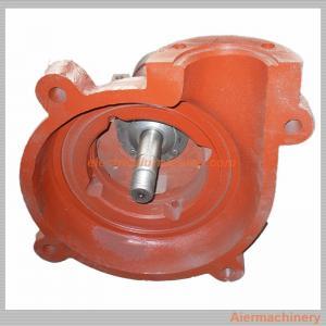 Best Iron Mining Slurry Pump / Rubber Impeller Pump Parts Of Centrifugal Pump Multi Function wholesale