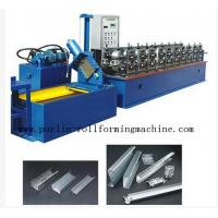 Best 20 Forming Stations In Automatic C - Z Changeable Purlin Roll Former 10Mpa - 12Mpa wholesale
