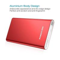 Best Professional Red Dual USB Power Bank External Battery Charger For iPhone / iPad wholesale