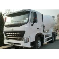 New Products SINOTRUK HOWO A7 6X4 Concrete Mixer Trucks