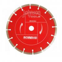 China 9Sintered Diamond Saw Blades For Concrete Saw Blade 2.2mm Segment Thickness on sale