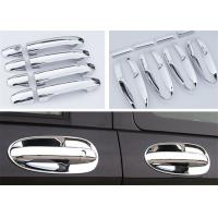 Best Benz Vito 2016 2017 Auto Body Trim Parts Door Handle Covers and Inserts Chrome wholesale