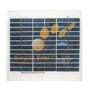 Best Poly Crystalline 25W 18V Solar Panel wholesale