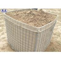 Best High Precision Welded Gabion Box Baskets For Military Shooting Range wholesale