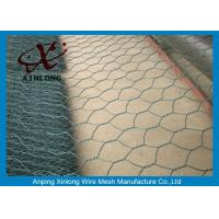 Cheap Double Twisted Hexagonal Hot Dipped Galvanized Gabion Baskets for sale