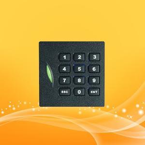 Best 125 KHz Proximity Card Reader 86*86*16.3MM Indoor / Outdoor Operation wholesale