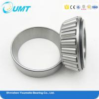 Buy cheap Double row inch Taper Roller Bearing cross reference 30202 with steel and brass cage from wholesalers