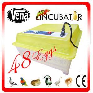 Best Best popular full automatic 48 chicken eggs incubator for sale VA-48 wholesale