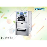 Best Tabletop Twin Twist Flavor Soft Ice Cream Machine For Home / Business Use wholesale