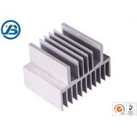 Best Light Material Magnesium Alloy Extruded Heat Sink Profile AZ31B With Good Ductility wholesale