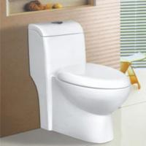 Best unique design bathroom ceramic water closet one-piece toilet bowl 98123 wholesale
