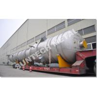China Alloy 20 Butyl Alcohol Distillation Column Tray Tower 0.1MPa - 1.6MPa on sale