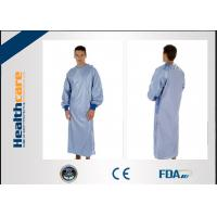Buy cheap Customized Disposable Surgical Gowns Eco Friendly For Medical Operating Room from wholesalers
