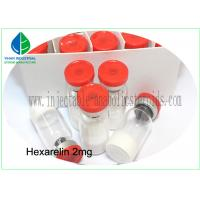 China Pharmaceutical Grade Growth Hormone Peptide Hexarelin CAS 140703-51-1 on sale