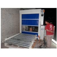 Best PLC Control Air Shower Tunnel With Conveyor Roller Line / Auto Slide Door wholesale