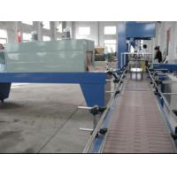 Cheap Fully - auto PP PE Shrink Film packaging Machine 15KW / h 600mm width for sale