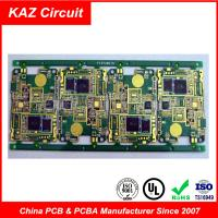 Best Green 1OZ HDI Printed Circuit Boards 0.8-3.2mm Lead Free Pcb wholesale