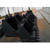 Best Custom Excavator Rock Bucket Standard Type For Digging Normally Clay Loose Soil wholesale