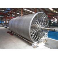 Best Paper Making Machine Parts Cylinder Mould SS Material Diameter 1.5m High Performance wholesale