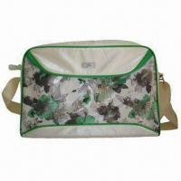 China Fashionable 14-inch Laptop Bag, Made of Colorful Imitation Leather, Measures 44 x 29 x 11cm on sale
