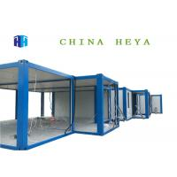 China Prefabricated Container Living Quarters Farmhouse Modular Home Floor Plans on sale