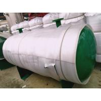 Best High Pressure Compressed Air Storage Tank , Pressurized Compressed Air Receiver Tank wholesale